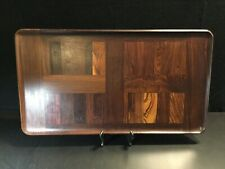"""MCM Dansk """"Rare Woods Collection"""" Cocobolo Serving Tray by Jens Quistgaard"""