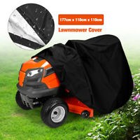 Universal Fit Riding Lawnmower Cover Waterproof Protector UV Garden Outdoor