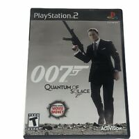 James Bond 007: Quantum of Solace PlayStation 2 PS2 Complete CIB Tested Works