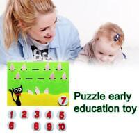 Montessori Teaching Aids Trees Math Toy Teaching Kindergarten New manual I5R5