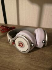 Monster Beats By Dr Dre Mixr White