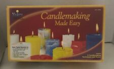 Yaley Candlemaking Made Easy Candle Making Kit New