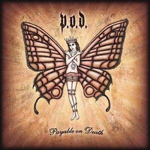 P.O.D. - Payable On Death (CD 2003) New (Australian import)