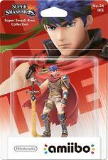 Nintendo Amiibo Ike Character Figure Super Smash Bros Wii U 3DS Brand New!!!!!