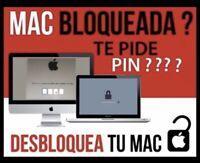 desbloquear MacBook iMac EFI contraseña iCloud de 2009 Hasta 2017