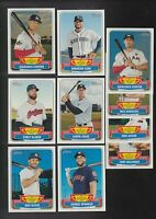 2018 Topps Heritage High Number Award Winners Complete Set of 10
