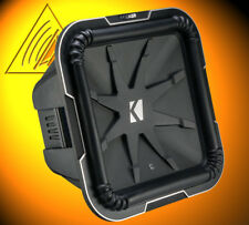 Kicker 15l7 d2 - 38cm SUBWOOFER 380mm Bass woofer auto PKW CarAudio 2x2ohm L7152