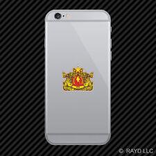 Burmese State Seal Cell Phone Sticker Mobile Burma flag MMR MM