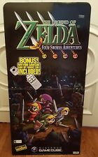 Legend of Zelda Four Swords Adventures Full Size Display Standee - Nintendo 2004