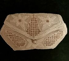 Vintage /Antique Seed Beaded Purse / Clutch. Nice!