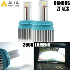 LED Bright Back Up Light Bulbs Reverse Lamps for 2004-2007 Sierra Pickup Truck