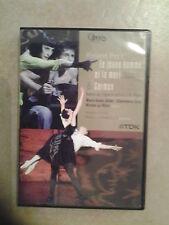 27397//ROLAND PETIT LE JEUNE HOMME ET LA MORT & CARMEN DVD EN TBE