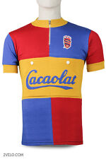 PENA SOLERA CACAOLAT vintage wool jersey, new, never worn XL