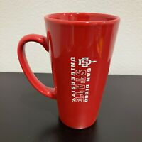 San Diego State University Aztec Warrior Tall Red Mug