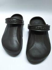 Crocs Brown Women Size 6 Men 4