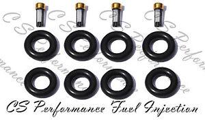 Fuel Injector Service Repair Rebuild Kit Seals Filter O-Rings LW200 L200 CSKRP14