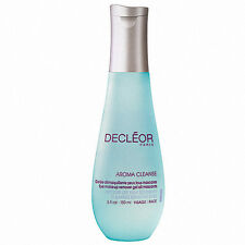 Decleor Aroma Cleanse Eye Makeup Remover Gel 5 oz / 150 ML - New Fresh