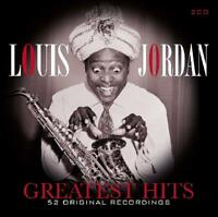 LOUIS JORDAN - GREATEST HITS  2 CD NEW