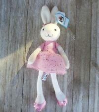 NWT Jellycat Pink Bitsy Satin Ballerina Bunny Plush  Retired Small Tutu Dancer