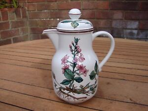 Villeroy & Boch Botanica Coffee Pot Fine Porcelain GSP