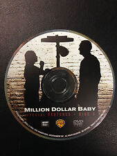 Million Dollar Baby - Disc 2 Only (DVD, 2005, ) DVD Disc Only - Replacement Disc