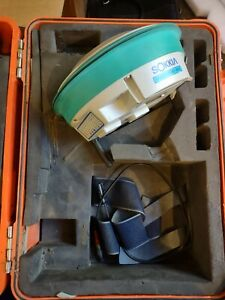 Sokkia GPS GSR2700ISX Base Receiver / Rovers w/ Antennas, Charger, and Cases