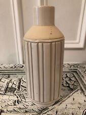 WEST ELM Stoneware Vase
