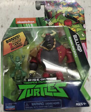 Playmates Toys Nickelodeon Rise of the TMNT BULLHOP Action Figure NEW—IN HAND!!!