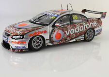 New 1:18 2008 Jamie Whincup Red Dust Darwin Livery Team BF Ford Falcon Vodafone