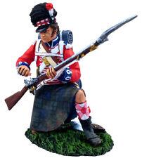 W. Britain Napoleonic 36029 British 42nd (Black Watch) Kneeling Priming Pan #1