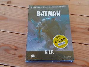 DC - LE GRANDI STORIE DEI SUPEREROI VOL.11: BATMAN - R.I.P.