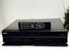 Toshiba RD-XV60KB  DVD recorder &VHS Recorder With HDD 320GB Integrat Freeview