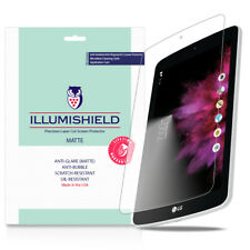 iLLumiShield Matte Screen Protector w Anti-Glare 3x for LG G Pad F 7.0