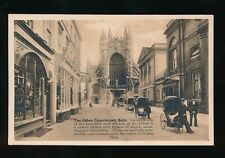 Bath City Posted Pre - 1914 Collectable Somerset Postcards