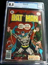 Batman #281 CGC 8.5 Batman, 1st app. Pamela Drew Tatjana Wood Art 1976