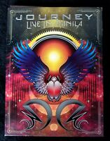 Video DVD - JOURNEY - Live in Manila 2 Disc - LIKE NEW (LN) WORLDWIDE SHIPPING