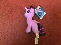 "My Little Pony C2841 Mlp Small Plush Twinkle Twilight Sparkle 6"" Soft Toy Plush"