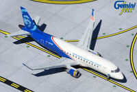 "Alaska Airlines E175 ""Troops"" N651QX Gemini Jets GJASA1906 Scale 1:400 IN STOCK"