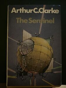 The Sentinel by Arthur C. Clarke (1983, Hardcover)