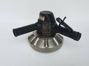 "INGERSOLL RAND 88V60P107 Vertical Air Grinder 7"" Dia, 6000 rpm, Industrial Grade"