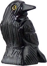 """1.25"""" Onyx RAVEN Pocket Spirit Totem!"""