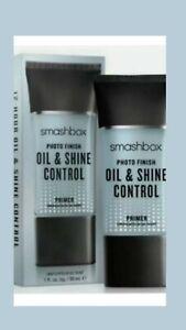 Smashbox Photo Finish Oil & Shine  Control  Primer 30ml New In Box  100%AUTH
