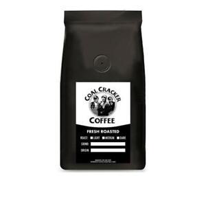 Coffee Ethiopia Natural  Coal Cracker Coffee Whole Bean, Grind, 1l