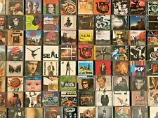 CDs - YOUR CHOICE - Original Cases - Lots Of Titles To Choose From -Very Good