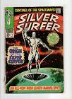 Silver Surfer #1 VINTAGE Marvel Comic KEY 1st Issue, New Detailed Origin Buscema