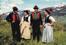 AK Burggräfler Trachten , ungelaufen, Costumi dell'Alto Adige