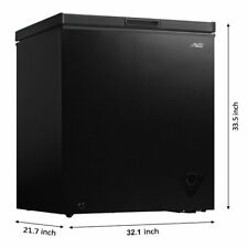 Arctic King 7 cu ft Chest Freezer, Black *BRAND NEW* Free Shipping!