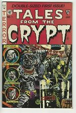 TALES OF THE CRYPT #1 DOUBLE SIZED FIRST ISSUE