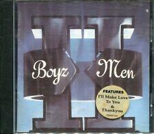 Boyz II Men CD USED