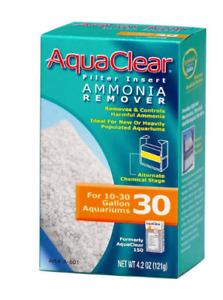 Aquaclear 30 Ammonia Remover Power Filter Insert Cartridge Aqua Clear